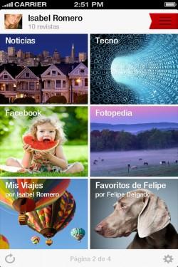 Imagen de Flipboard: Tu revista social de noticias