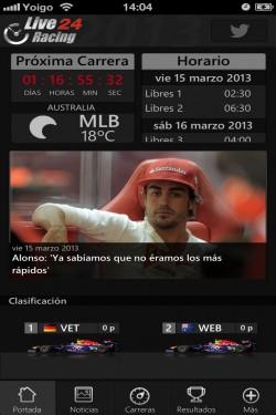 Imagen de F1 2013 Live24
