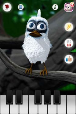 Imagen de Larry, el pájaro hablador - Talking Larry the Bird