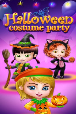 Imagen de Halloween Costume Party - Spooky Salon, Spa Makeover & Dress Up
