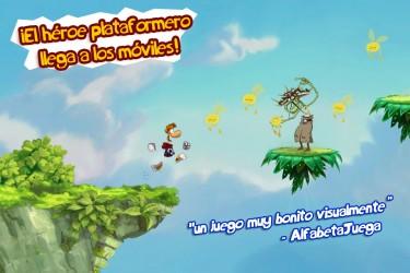Imagen de Rayman Jungle Run